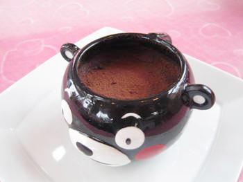 くまモンカップ「くまモン生チョコ」